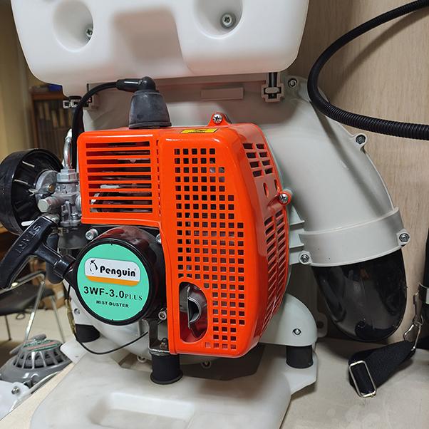 سمپاش پنگوئن مدل 3WF-3.0-PLUS خرطومی پشتی موتوری