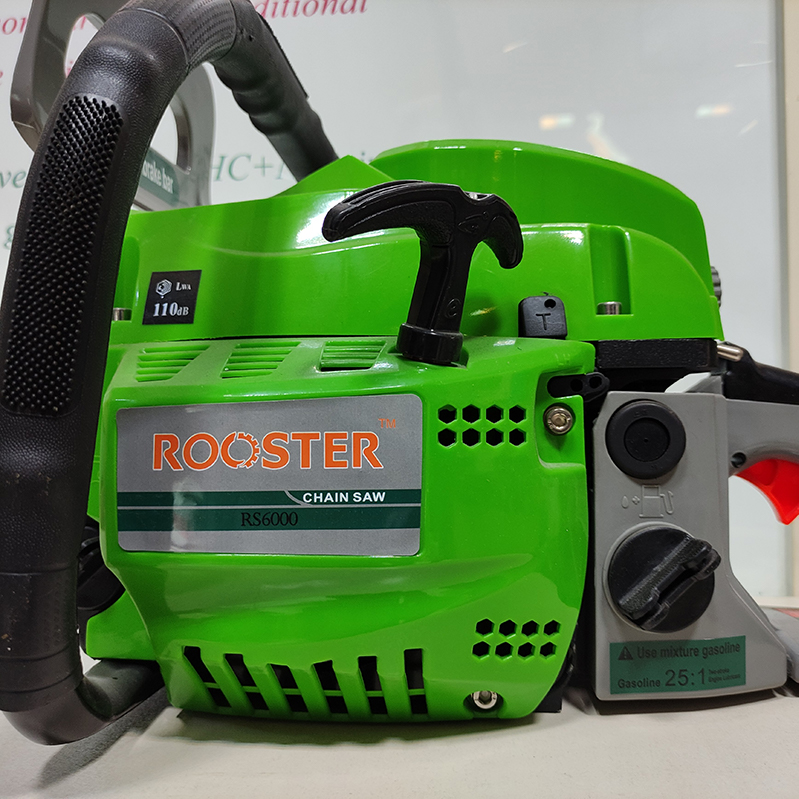 اره زنجیری بنزینی ROOSTER RS6000