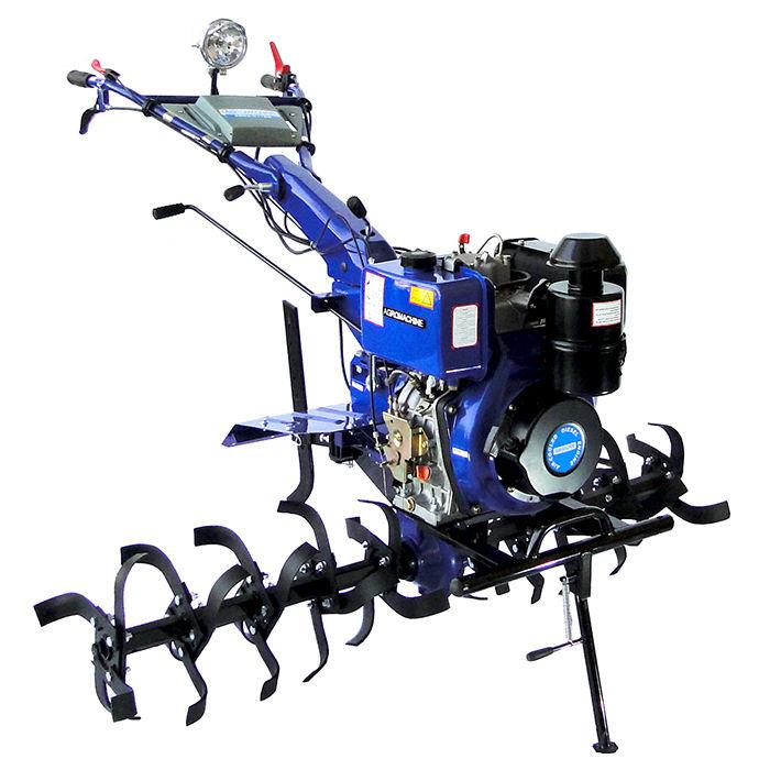 کولتیواتور آگرو AMC2-D11EB دیزلی با قدرت 12 اسب بخار