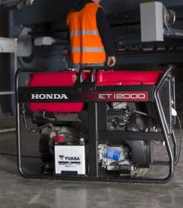 موتور برق هوندا