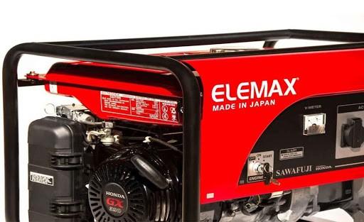 موتوربرق هوندا المکس SH3900EX بنزینی