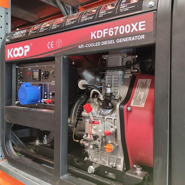 موتوربرق کوپ KDF-6700XE