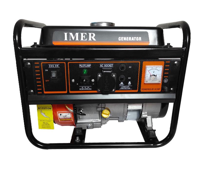 موتوربرق ایمر مدل LT1200B بنزینی یک کیلووات