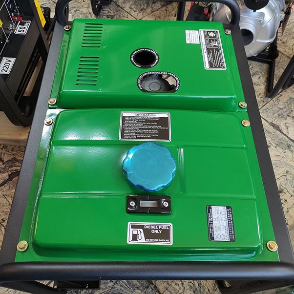 موتوربرق دیزل چانگفا مدل CFED4000XE