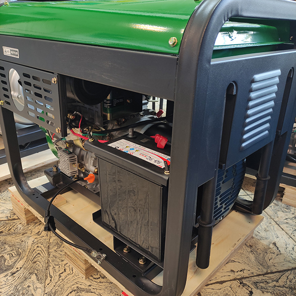 موتوربرق چانگفا مدل CFED8500XE