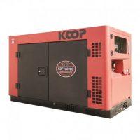 موتوربرق گازوئیلی کوپ KDF16000-Q3D