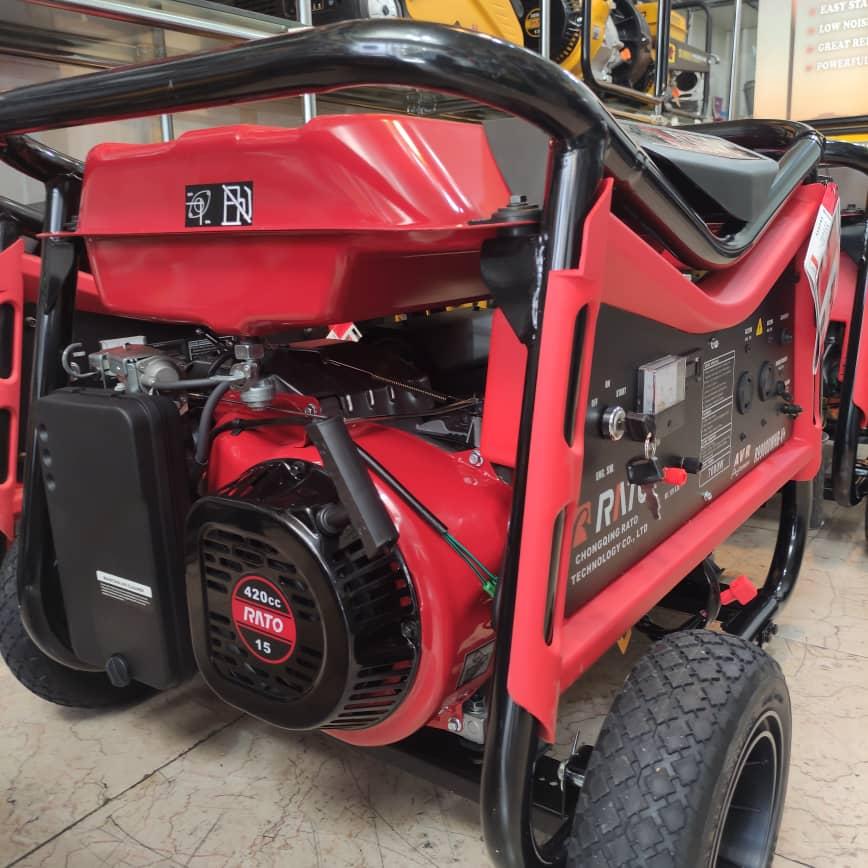 موتور برق راتو مدل R9900DWHB-V+