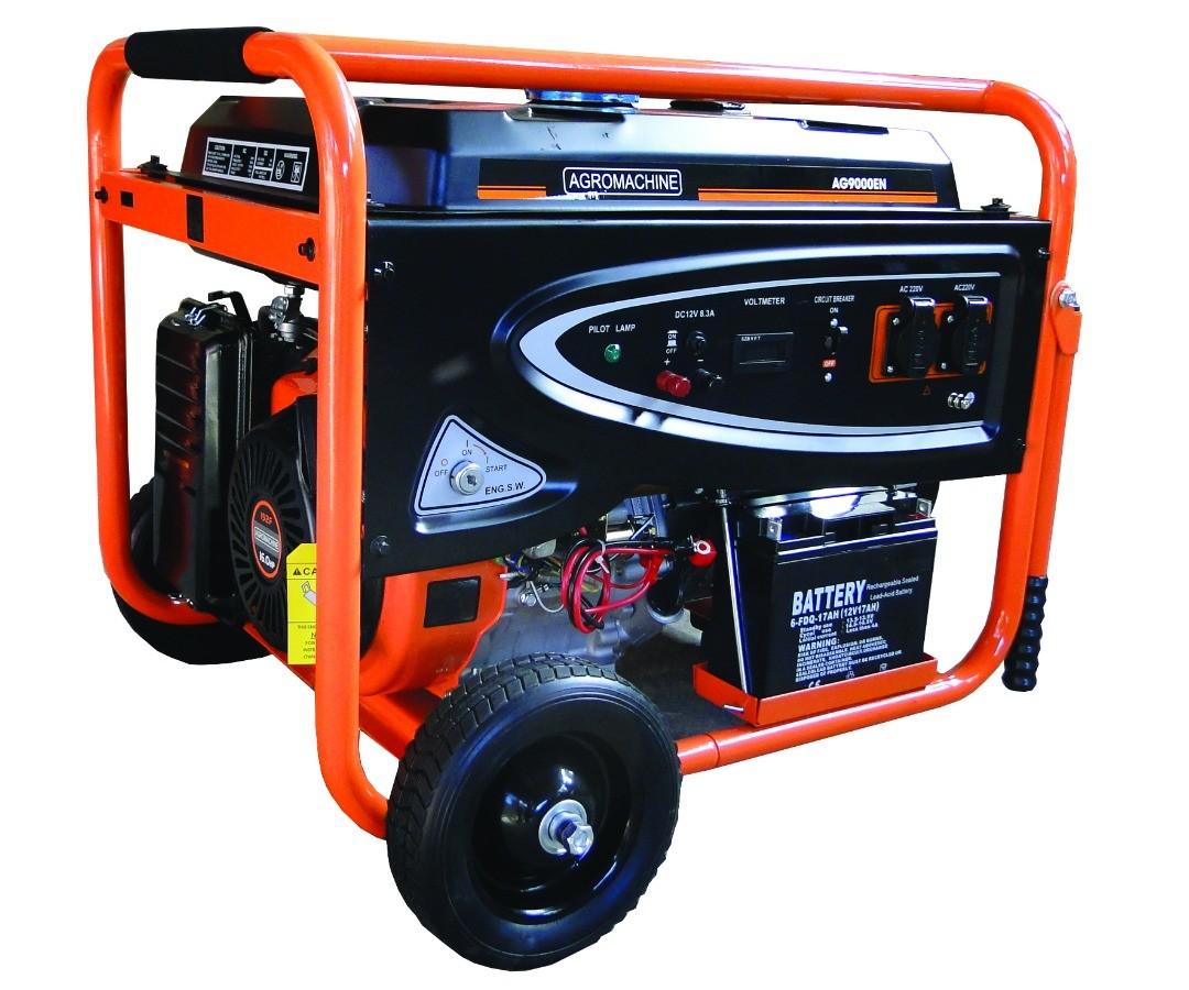 موتور برق بنزینی آگرو مدل AG9000N