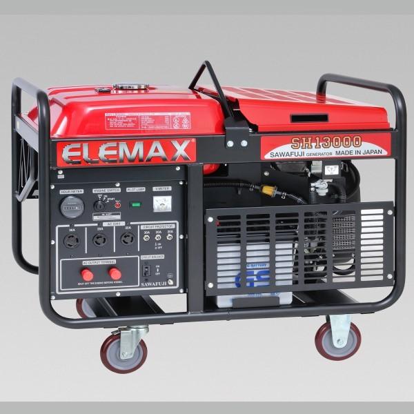 موتوربرق بنزینی هوندا المکس مدل SH13000