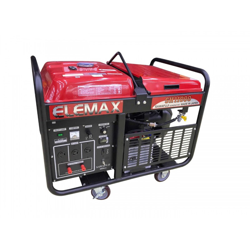 موتوربرق بنزینی هوندا المکس مدل SH11000