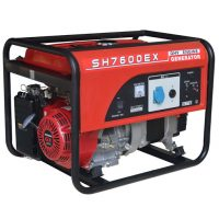 موتور برق هوندا المکس SH7600EX