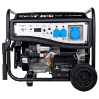 موتور برق سنسی SC8000E