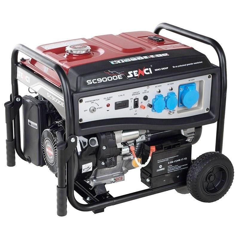 موتور برق سنسی SC9000E