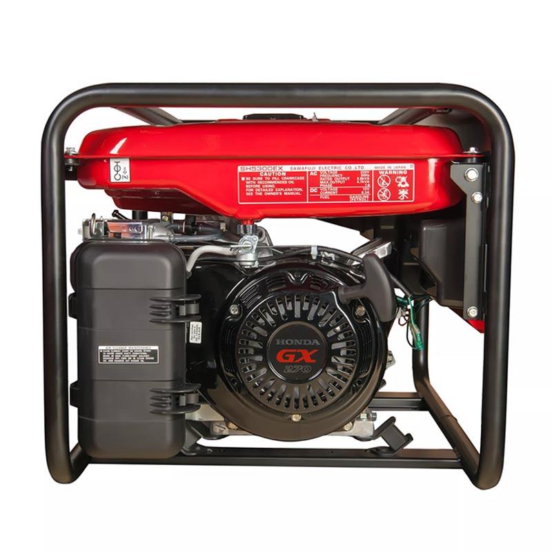موتور برق هوندا المکس مدل SH5300EX