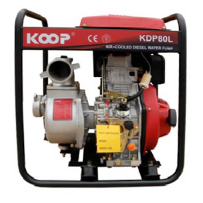 موتور پمپ دیزلی کوپ مدل KDP80L