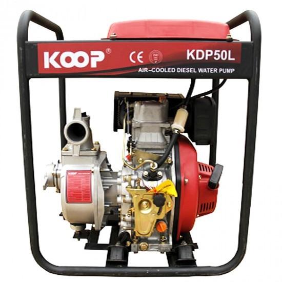 موتور پمپ دیزلی کوپ مدل KDP50L