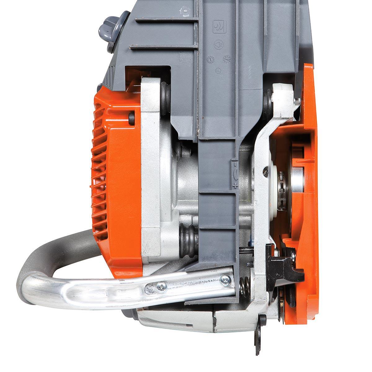 اره برقی بنزینی اولیومک مدل GSH51