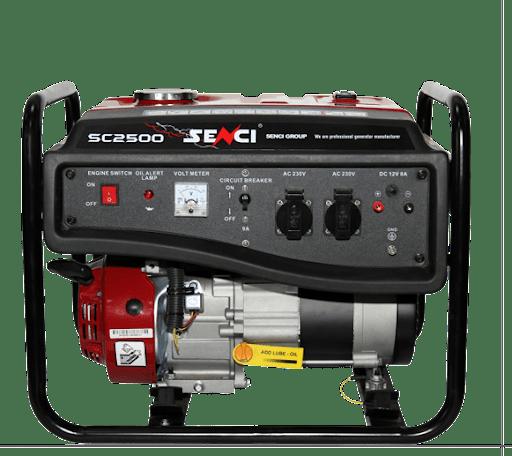 موتور برق سنسی SC2500M