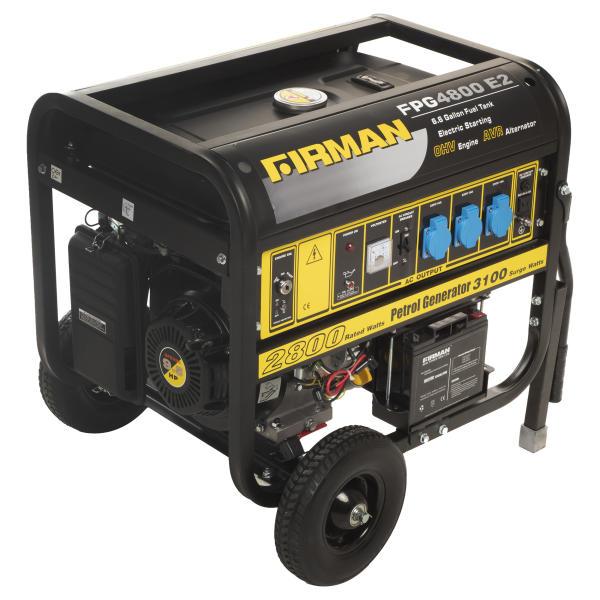 موتور برق فیرمن FPG4800E2