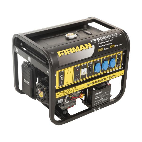 موتور برق فیرمن FPG5800E2