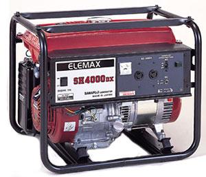 موتور برق هوندا المکس SH4000NX