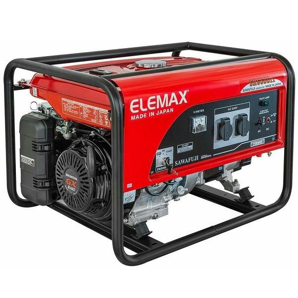 موتور برق هوندا المکس SH6500EX