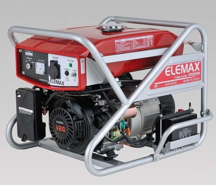 موتور برق هوندا المکس SV2800